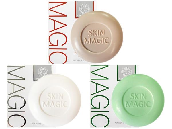韓國 Skin Magic~奇蹟粉刺皂(100g) 3款可選【D073717】洗臉皂,還有更多的日韓美妝、海外保養品、零食都在小三美日,現在購買立即出貨給您。