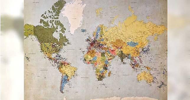 新冠肺炎肆虐全球!中南美洲無確診病例 「最後淨土」僅剩這些國家