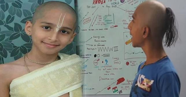 เปิด คำทำนายโควิด19 ของ Abighya Anand เด็กอินเดีย เผย จะดีขึ้นช่วง