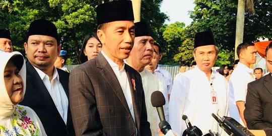 Presiden Jokowi. ©2018 Merdeka.com/Titin