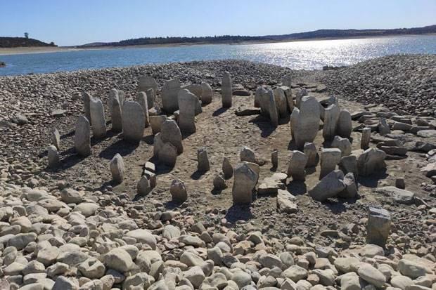 NASA Selidiki Stonehenge, Monumen Misterius di Danau Spanyol