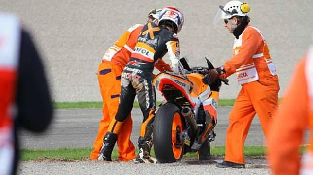 Ilustrasi pembalap MotoGP (Shutterstock).