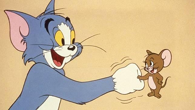 《湯姆與謝利》描述了湯姆貓與謝利鼠之間的對抗,長壽之餘又有人氣。(互聯網)