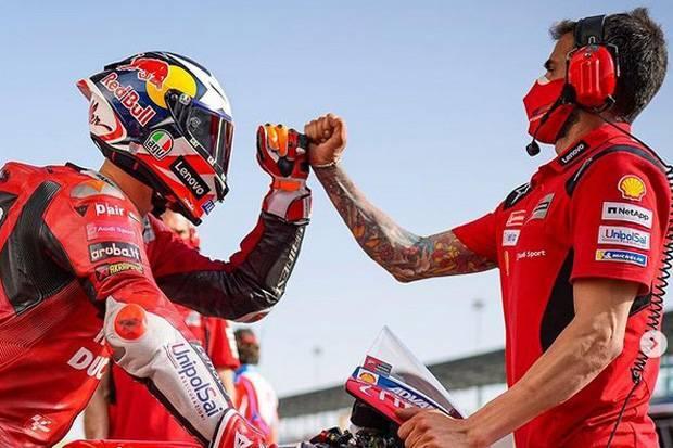 Miller Ingin Tebus Kesalahan di MotoGP Jerez