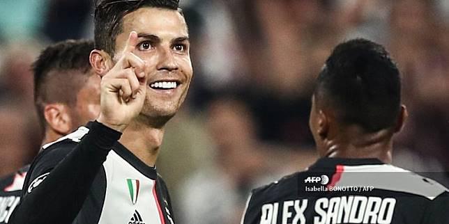 Cristiano Ronaldo Minta Maaf ke Juventus dengan Mengadakan Makan Malam