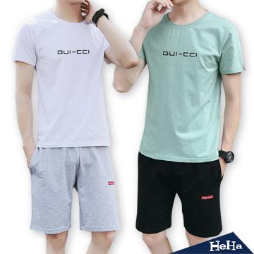 2020 MAN NEW ◆兩件式套裝,休閒運動風◆透氣親膚柔軟材質