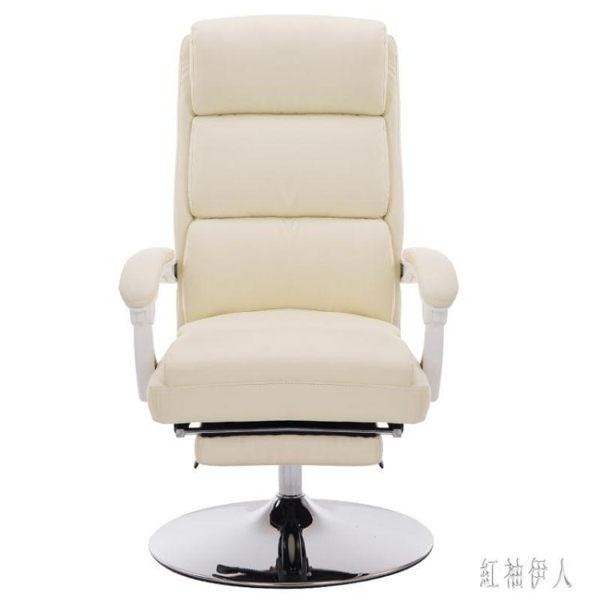 美容椅躺椅面膜體驗椅子化妝椅平躺午休椅升降可躺電腦椅