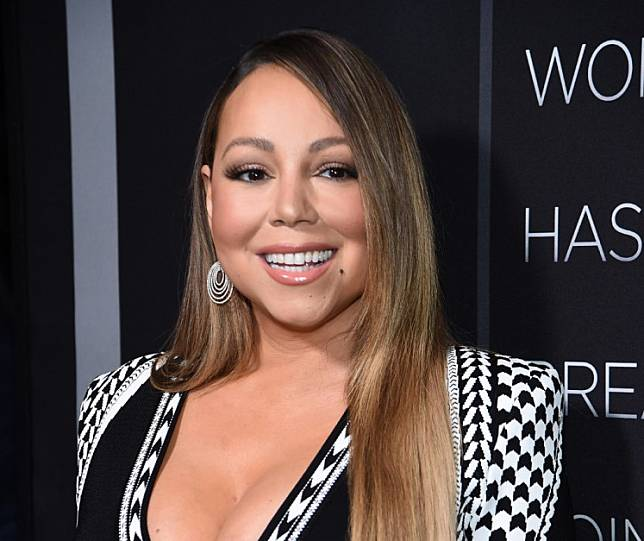 Mariah Carey attends the premiere of Tyler Perry's 'A Fall From Grace' at Metrograph on January 13, 2020 in New York City.