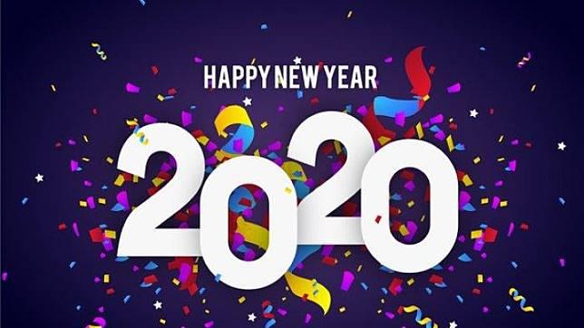 Kumpulan Ucapan Selamat Tahun Baru 2020 Dalam Bahasa Inggris