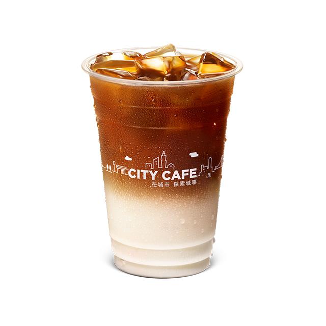 CITY CAFE冰拿鐵咖啡(大) 使用說明 ●7-ELEVEN票券一經兌換即無法使用。提醒您,因系統需時間更新,故兌換後票券狀態將於兌換後的次日更新為「已使用」。 1、 CITY CAFE系列產品於