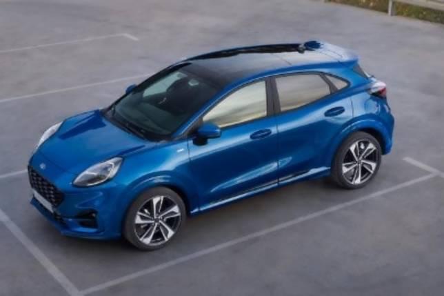 New Ford Puma hadir di Australia akhir 2020, mendahului AS