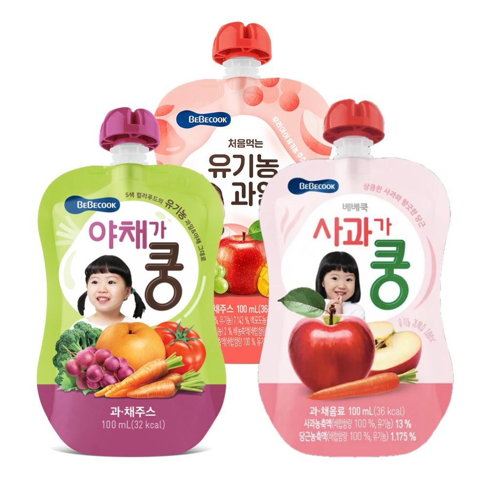 連續四年榮獲『韓國嬰兒輔食第一名』!。15年經驗的專業營養師開發。人氣節目-超人爸爸回來了 大發都吃這個長大。不含砂糖、防腐劑,也沒有人工香料和色素。嬰幼兒蔬果汁》100%成分來自水果和蔬菜。「桔梗雪