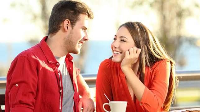 Ilustrasi pasangan romantis. [Shutterstock]