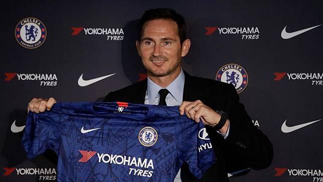 Frank Lampard Resmi Jadi Manajer Chelsea