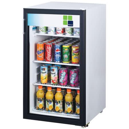 ■ 韓國大宇Daewoo原廠輸入直立式桌上型冷藏展示櫃,氣冷送風、強化玻璃、隔熱除霧、高效能壓縮機省電功率