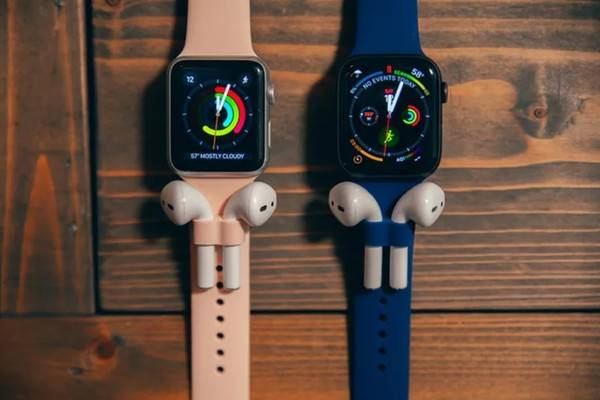 懶得把AirPods放回充電盒!他募資30萬台幣 將開發專用的Apple Watch錶帶