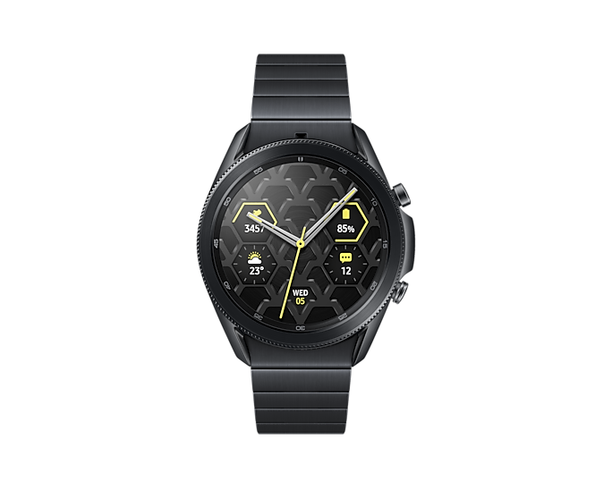 Galaxy Watch3 45mm (藍牙) 鈦金屬