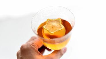 光浦釀造心型檸檬茶包已不夠看,全新星星檸檬茶包推出啦!