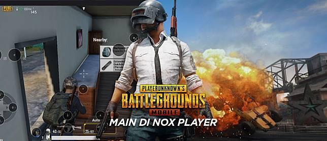 Cara Main Pubg Mobile Di Pc Atau Laptop Tanpa Lag Nox Player