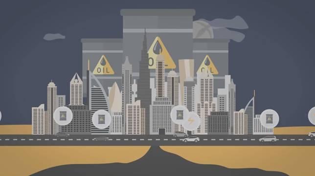 Tidak ada minyak, berarti tidak ada sumber energi seperti listrik, atau mobil-mobil yang biasa dilihat dijalan. Lama-lama sepi dong kehidupan?
