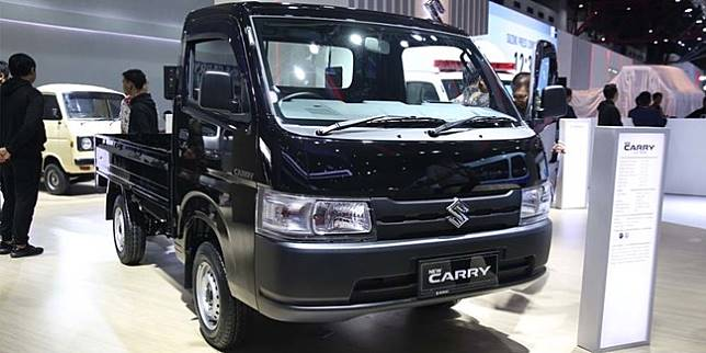 Suzuki Carry (Otosia.com)