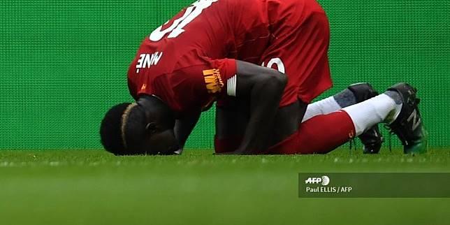 Pengakuan Sadio Mane Jika Harus Memilih Van Dijk atau Messi