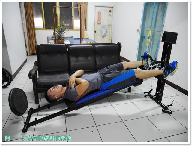全能健身房Total Gym XLS減肥小鮮肉猛男羅禮士愛享客image053