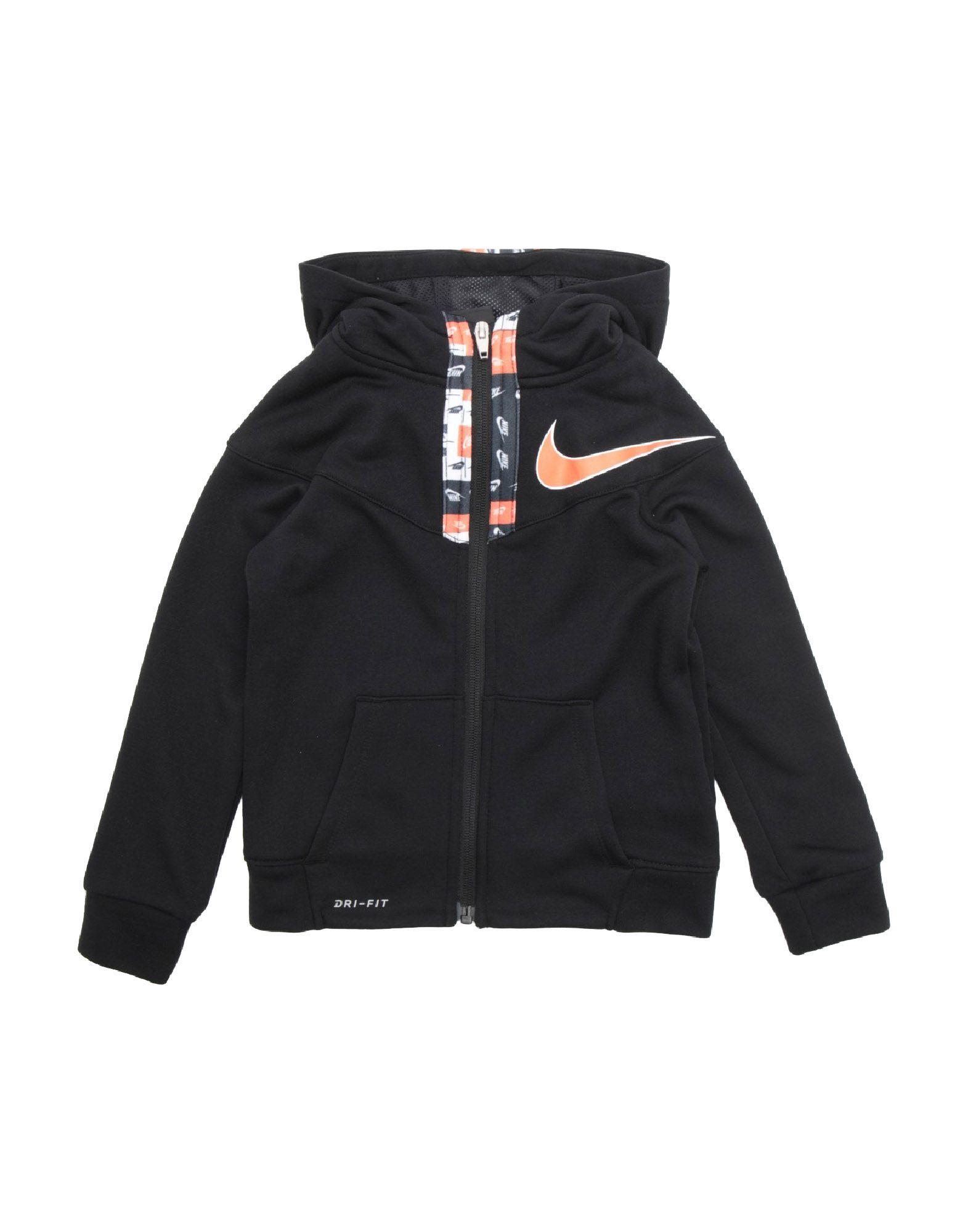sweatshirt fleece, logo, breathable fabric, solid color, hooded collar, long sleeves, front closure,
