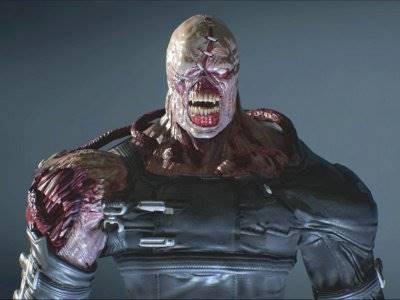 Nemesis di Resident Evil 3 Remake Bakal Punya Artificial Intelligence