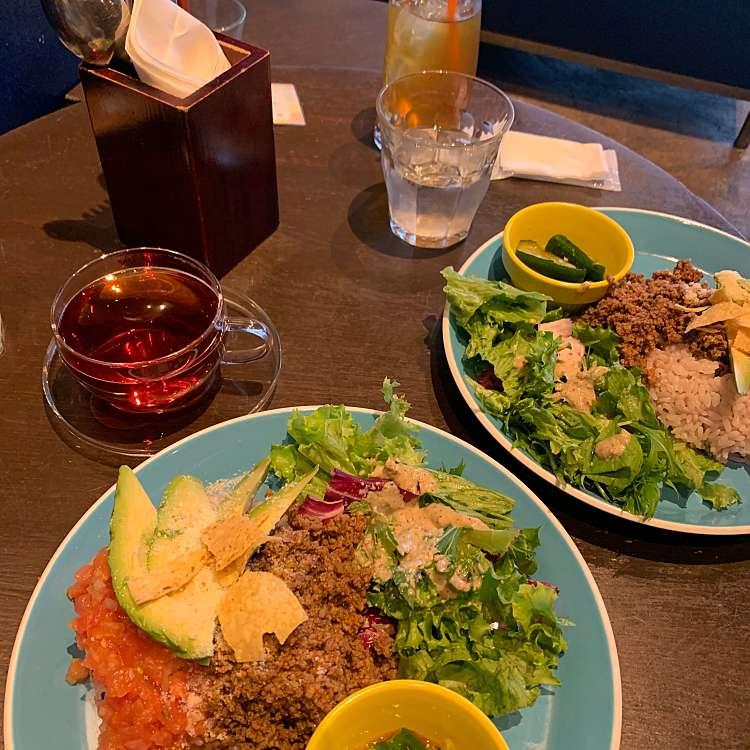 実際訪問したユーザーが直接撮影して投稿した神南カフェSUZU CAFE 神南の写真