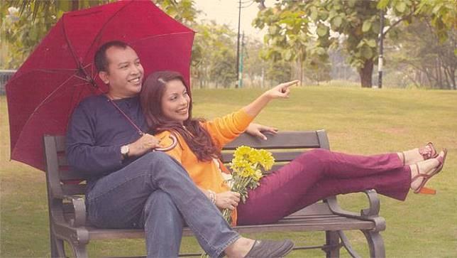 [Bintang] Soraya Haque dan Ekki Soekarno