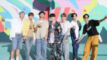 防彈少年團改寫K-Pop新紀錄 新單曲空降告示牌冠軍