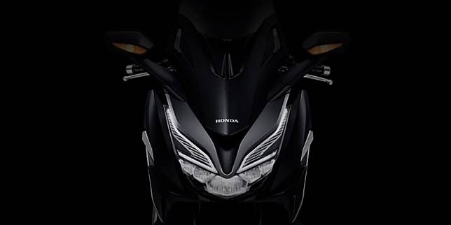 Teaser Honda Forza 350 (Honda Thailand)