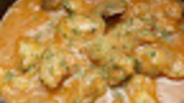 [食譜] 洋蔥豆瓣燉豬肉。簡易便當菜!