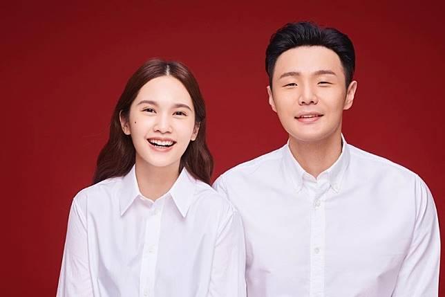 楊丞琳早前宣布同李榮浩已婚。