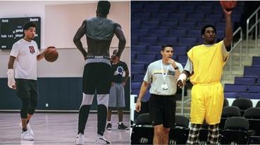 承襲「曼巴精神」!太陽少主 Booker 動刀後硬是要上場練球 網友:有 Kobe 的影子!