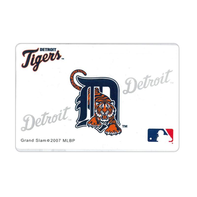 MLB 老虎防潑水卡貼(I-a12)