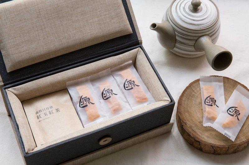 輕巧紙盒包裝~~Pinkoi獨家登場! 精緻切條組xITQI最高等級三星獲獎台灣高山烏龍茶茶包