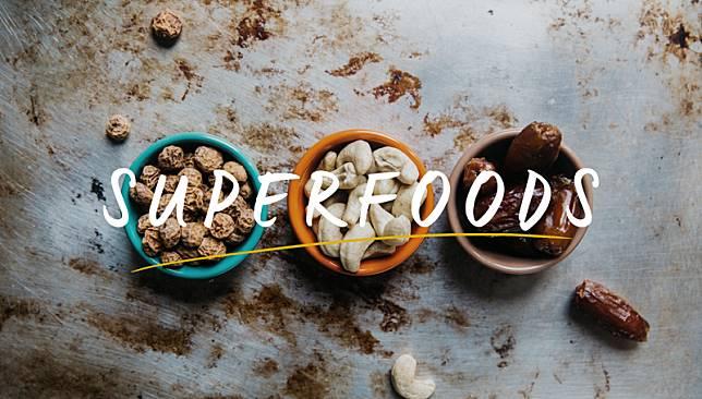 8 ซูเปอร์ฟู้ด สุดยอดอาหาร เพื่อสุขภาพ
