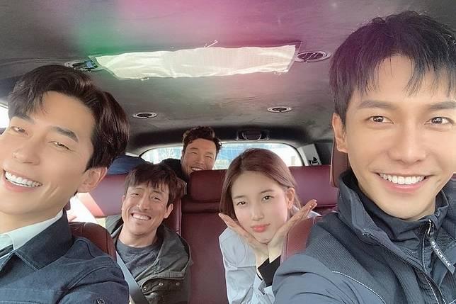 Suzy dan Lee Seung Gi Ungkap Rasa Lega Setelah Syuting Vagabond Selesai