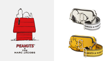 Marc Jacobs X 史努比聯名款太可愛!經典相機包、塗鴉短夾、超Q配件...全球粉絲搶翻的款式價格一次看