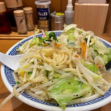 東京タンメン トナリ 東陽町のundefinedに実際訪問訪問したユーザーunknownさんが新しく投稿した新着口コミの写真