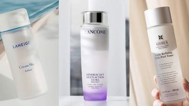 肌膚粗糙、顆粒感消失!爆紅3大「牛奶水」完整解析,搭配化妝棉按摩效果更好~連胸部都變白