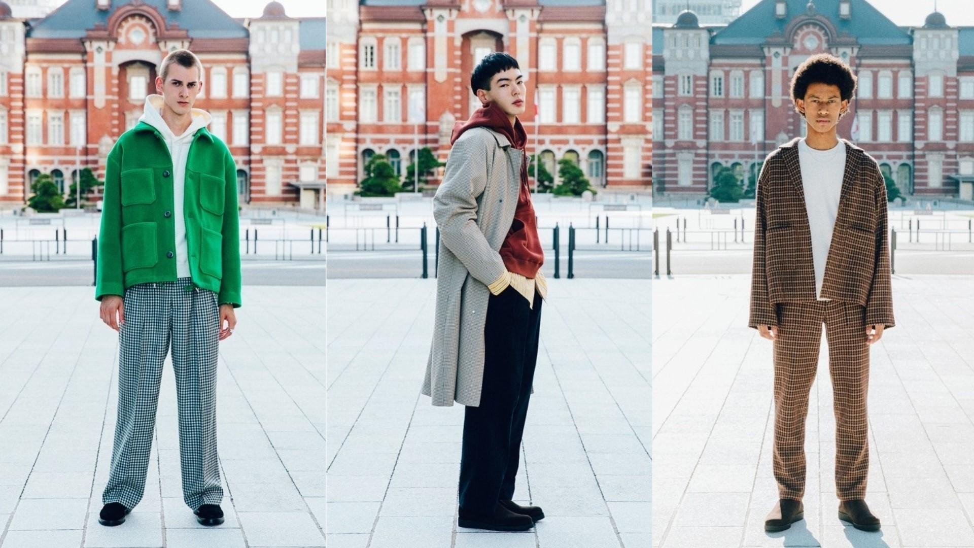 TOKYO BASE 旗下新品牌登場!揉合休閒氛圍的高質感時裝-PUBLIC TOKYO