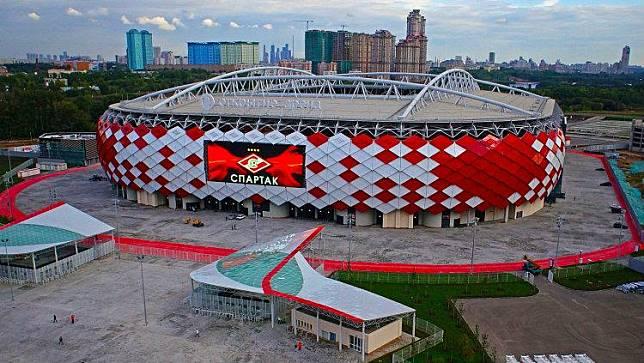 Profil Stadion Piala Dunia 2018: Otkrytiye Arena