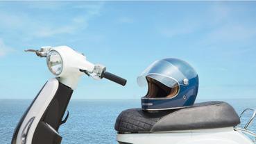 想要一頂內建空氣淨化組的安全帽嗎?台灣新創團隊研發空氣淨化安全帽,正式上架啟動募資