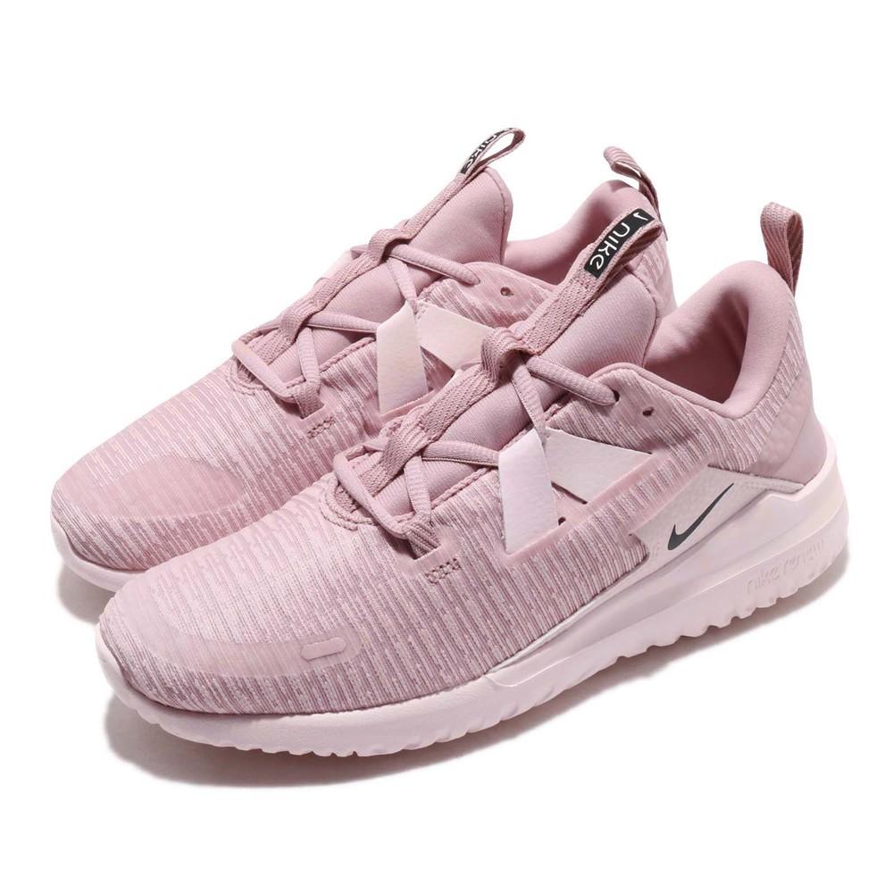 流行休閒鞋品牌:NIKE型號:AJ5909-500品名:Renew Arena配色:粉色,黑色
