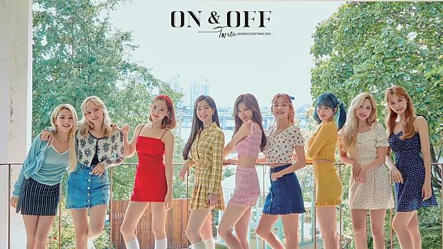 TWICE Umumkan Comeback Dengan Mini Album Ke-10 'Taste of Love'