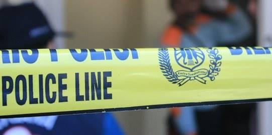 ilustrasi garis polisi. ©2015 merdeka.com/darmadi sasongko