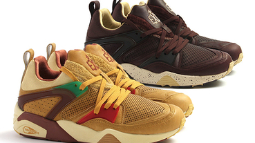 新聞速報 / LimitEDitions X PUMA Blaze of Glory